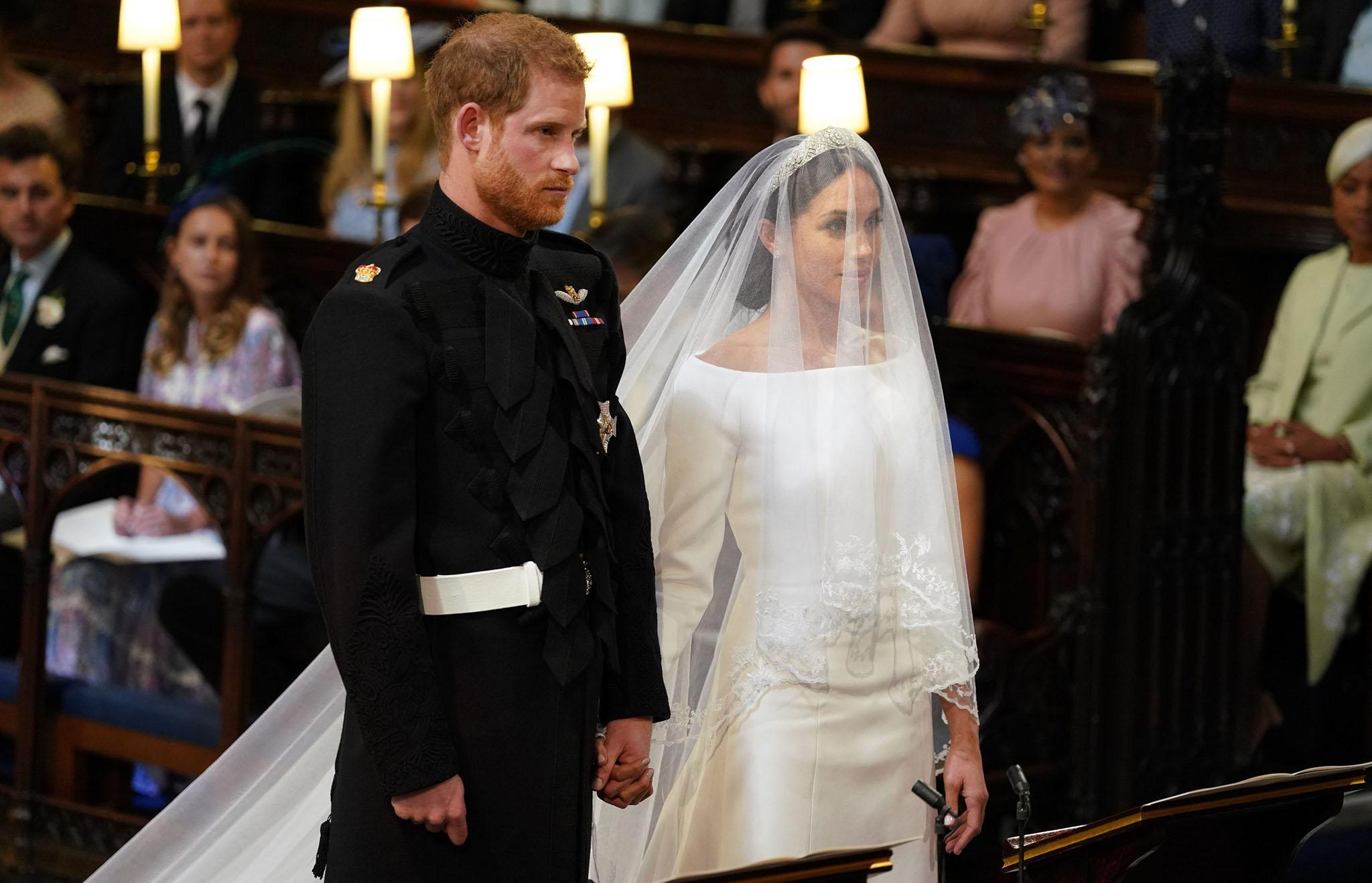 Meghan & Harry: A Royal Wedding!